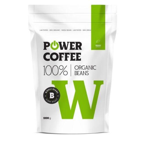 POWER COFFEE Organic Espresso BIO 1000 g