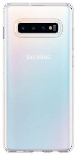 Spigen Crystal Flex pouzdro pro Samsung Galaxy S10, transparentní