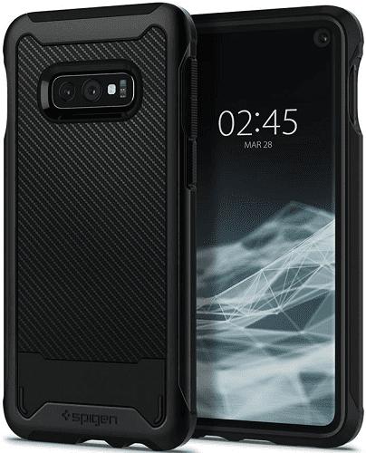 Spigen Hybrid NX pouzdro pro Samsung Galaxy S10e, černá