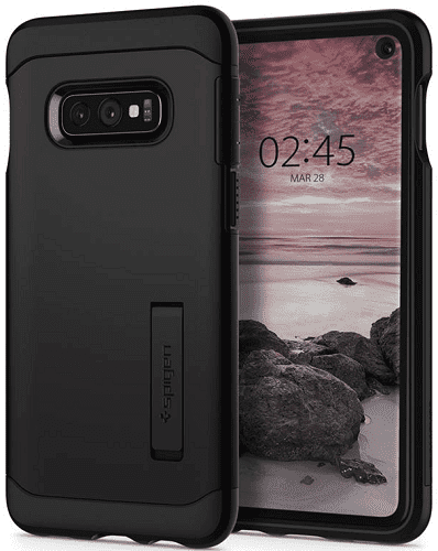Spigen Slim Armor pouzdro pro Samsung Galaxy S10e, černá