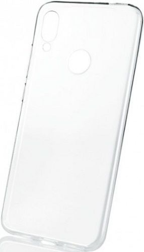 Redpoint silikonové pouzdro pro Xiaomi Redmi Note 7, transparentní