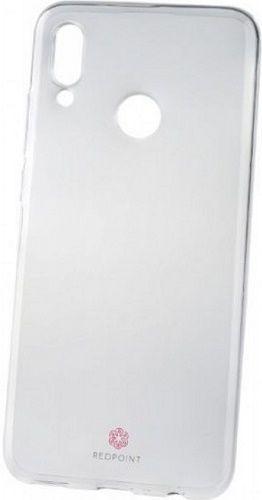 Redpoint silikonové pouzdro pro Honor 10 Lite, transparentní