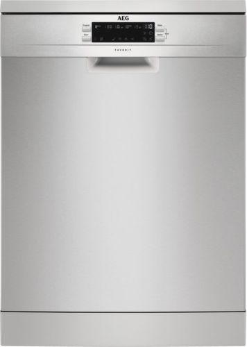 AEG FFB52910ZM, nerezová myčka nádobí