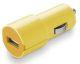 Cellular Line Style&Color autonabíječka (žlutá)