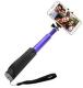 Fixed Bluetooth selfie tyč, modrá