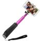 Fixed Bluetooth selfie tyč, růžová