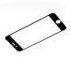Winner ochranné tvrzené sklo 3D iPhone 6S, černé