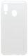 Mobilnet silikonové pouzdro pro Samsung Galaxy A20e, transparentní