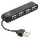 Trust 14591 Hub 4 Port USB2 Mini Hub HU-4440p