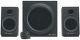 Logitech Z333 Black, 980-000953