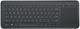 Microsoft All-in-One Media (černá) - klávesnice