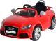 Buddy Toys BEC 7121 RED Audi TT