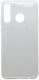 Mobilnet gumové pouzdro pro Huawei P30 Lite, transparentní