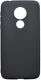 Mobilnet gumové pouzdro pro Motorola Moto G7 Power černé