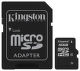 Kingston 16GB Mikro SDHC Card Class 4