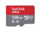 SanDisk Ultra microSDXC 128 GB 100 MB/s A1 Class 10 UHS-I