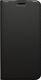 Mobilnet Metacase flipové pouzdro pro Honor 8X, černá