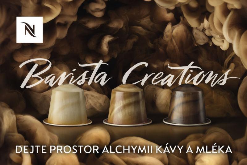 Nepsresso Barista Creations