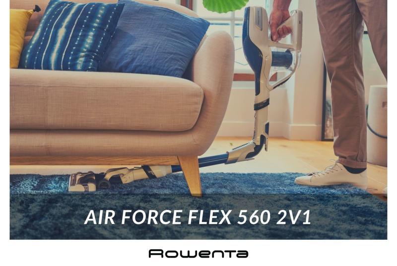 Rowenta RH9471WO Air Force Flex