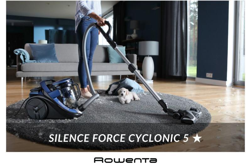 Rowenta Silence Force Cyclonic RO7691EA