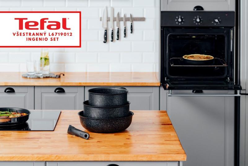 Tefal L6719012 Ingenio set