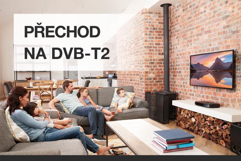 Přechod na DVB-T2 vysílání je za dveřmi