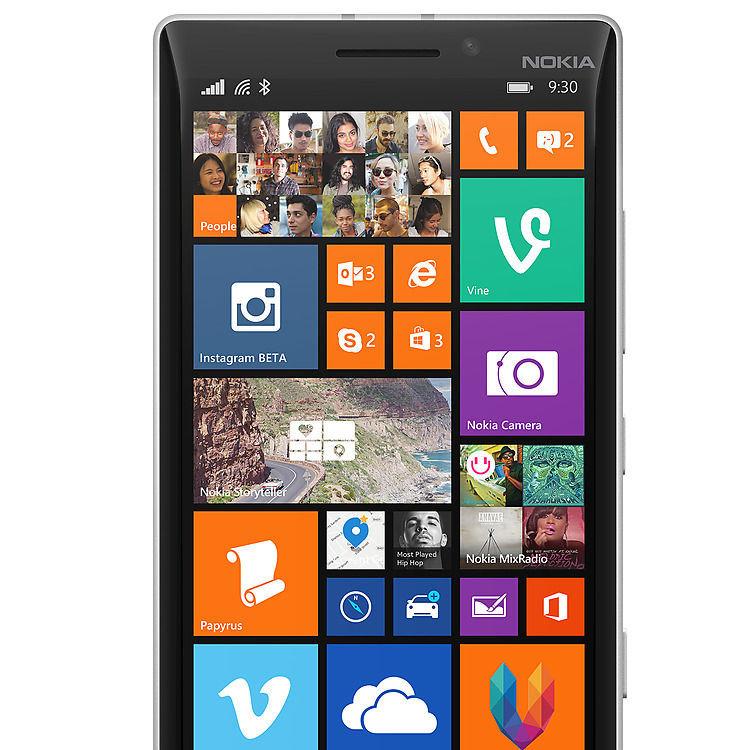Windows Phone - Nokia Lumia 930