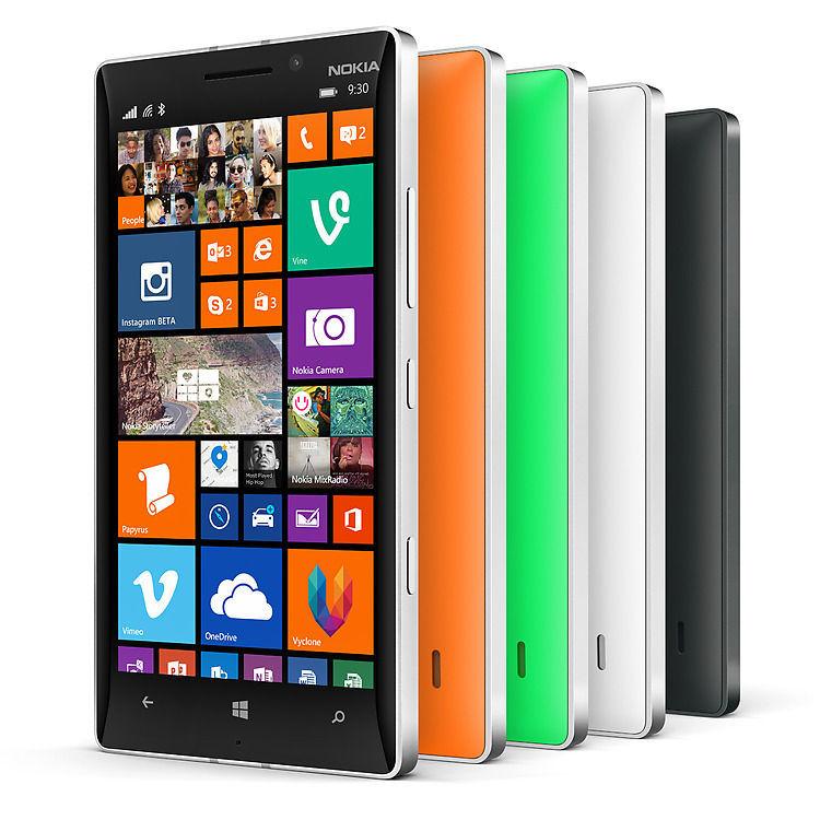 Zajímavé aplikace - Nokia Lumia 930