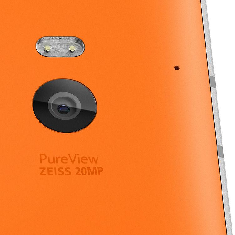 Fotoaparát - Nokia Lumia 930