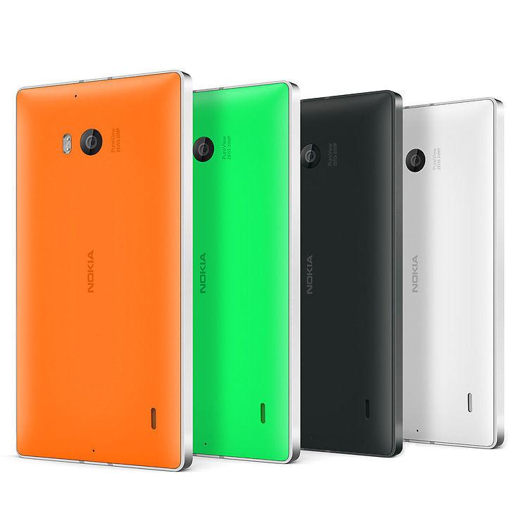 Příjemný vzhled a skvělý výkon - Nokia Lumia 930