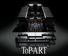 ToP Art - Yamaha A-S301