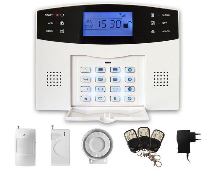 iGet Security M2B - Domovní GSM Alarm set
