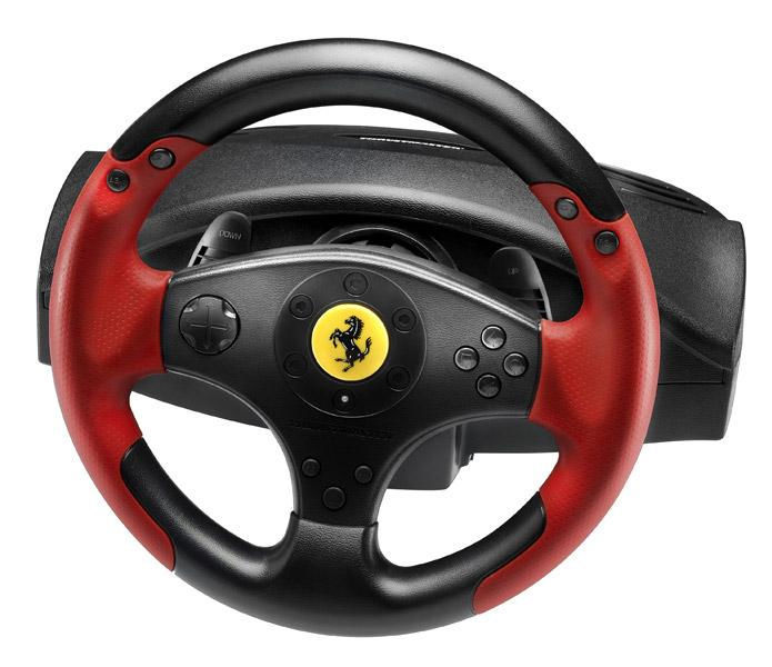 Thrustmaster Ferrari Racing Wheel Red Legend 4060052 - volant s pedály