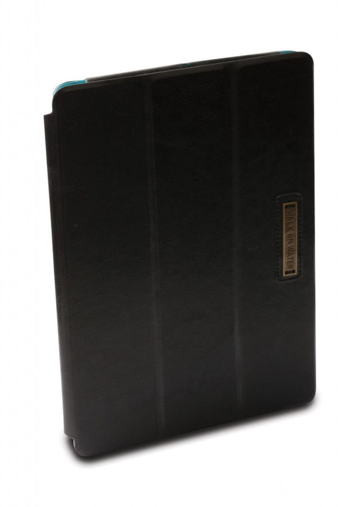 Krusell Walk on Water polohovací flipové pouzdro Bogart pro iPad Air (lékořicové)