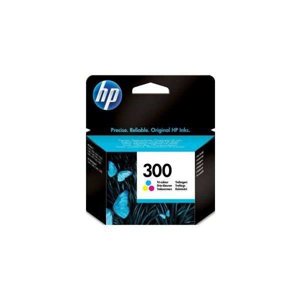 HP CC643EE No.300 color - inkoust