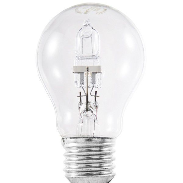 Osram Halogen Energy Saver Classic A 52W 230V E27