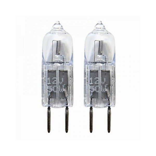 Philips Hal-Caps 2y 50W GY6.35 12V CL 2BL / 10