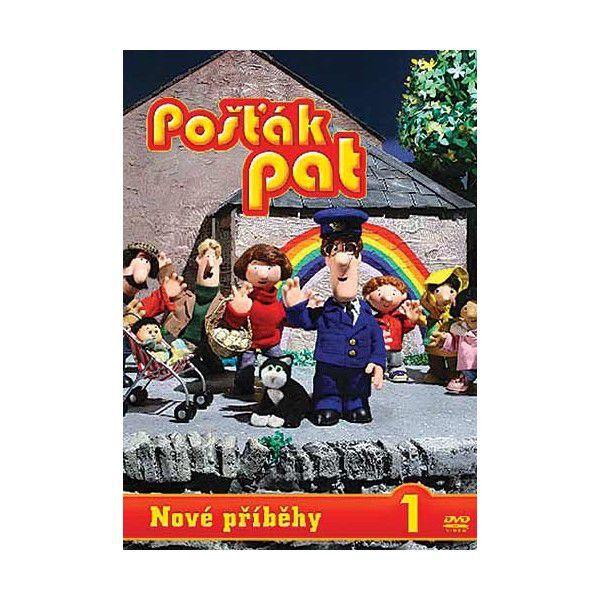 Pošťák Pat 1 - DVD