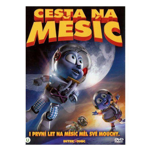 Cesta na Měsíc 3D - DVD film