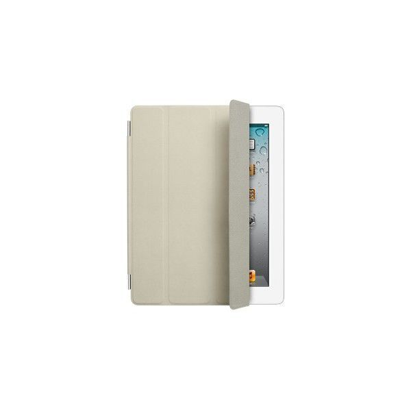 APPLE iPad 2 Smart Cover - Leather - Cream