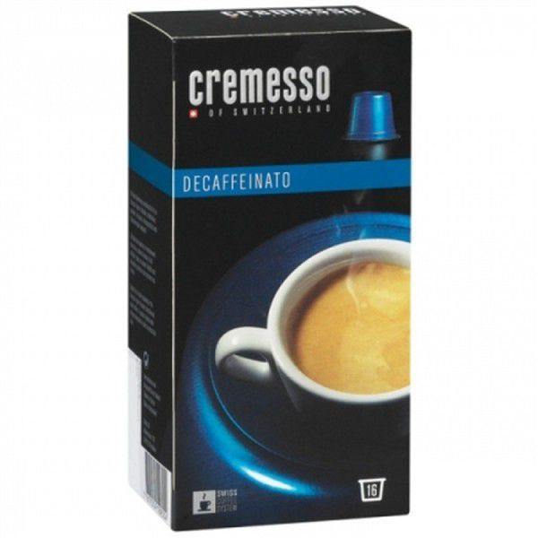 Cremesso Cafe Decaffeinato - kapslové káva 16 ks