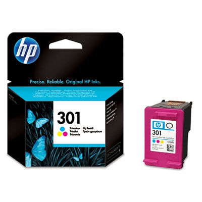 HP CH562EE No.301 color - inkoust