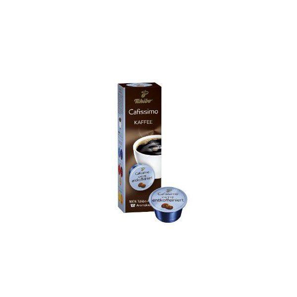 Tchibo Cafissimo Kaffee bezkofeinová (10ks)