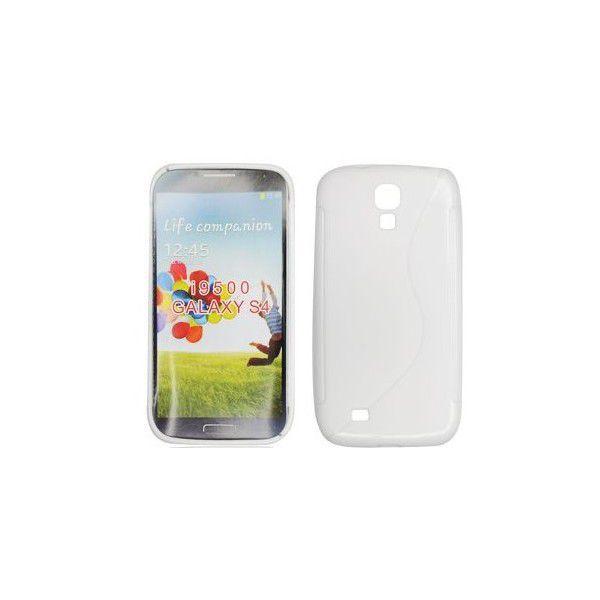 PT obal pro Samsung S IV GT-i9505, bílý