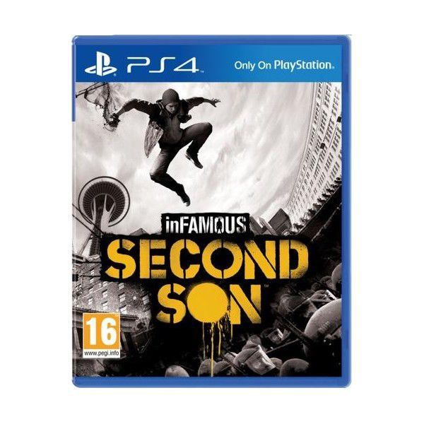 Infamous Second Son - hra pro PS4