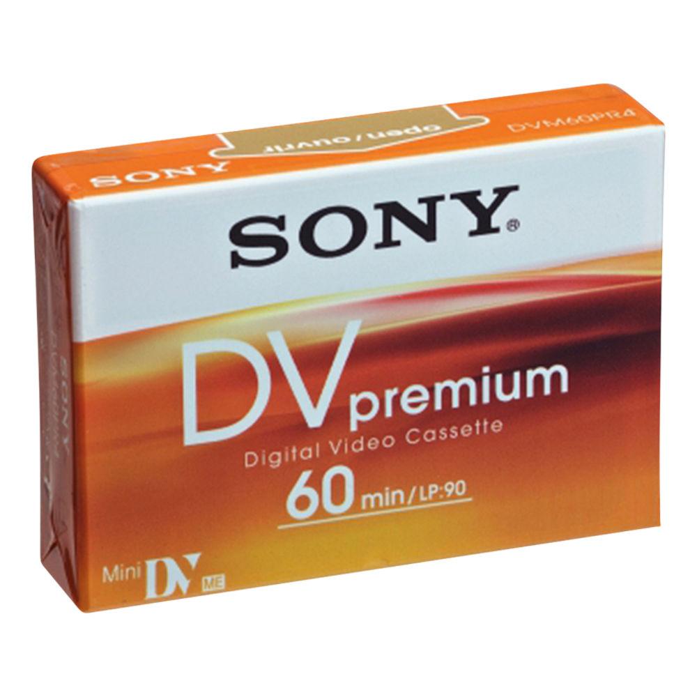 Sony Mini-DV 60 Premium DVM60PR3 (1ks)