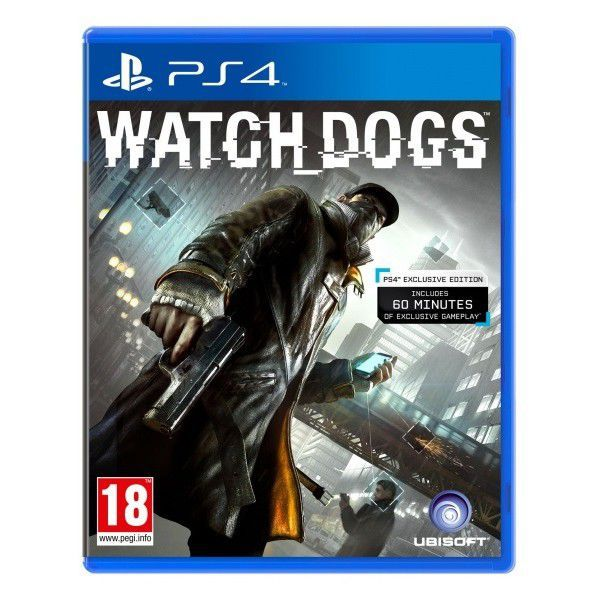 Watch Dogs - hra pro PS4