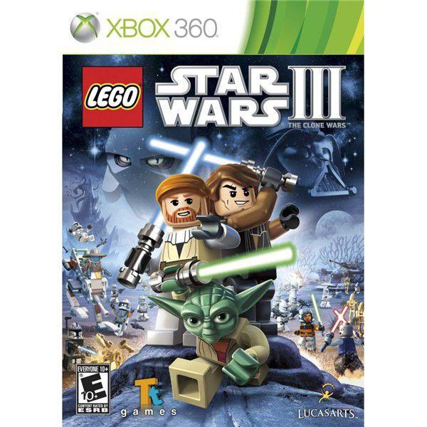 XBOX360 - Lego Star Wars III: Clone Wars