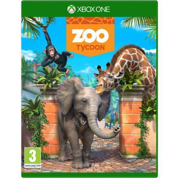 Zoo Tycoon - hra pro Xbox ONE
