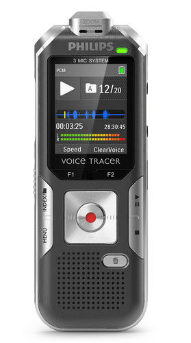 Philips DVT6000 (šedo-stříbrný)